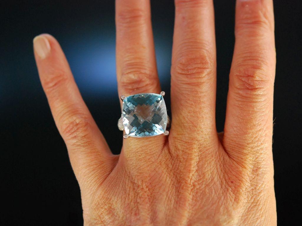 Carat Topaz Ring