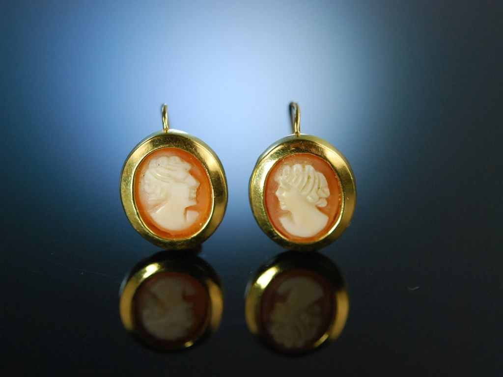 Ohrringe gold 585 gгјnstig