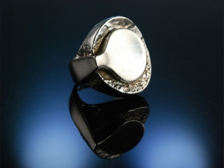 Relo Studio Ring Sixties Silber 925