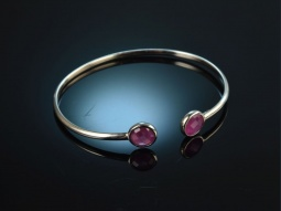Trendy Bangle! Armreif Silber...