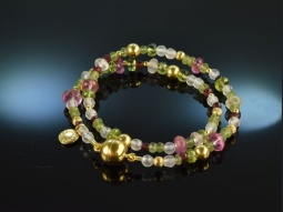 Spring Colors! Fancy Armband...