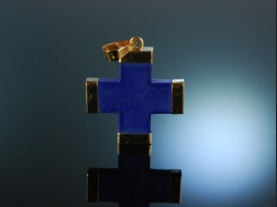 Blue Cross! Kreuz...