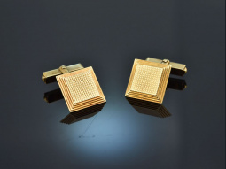 Golden Square! Cufflinks...