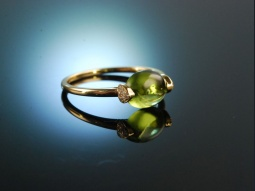 Tender Green! Zarter Ring...