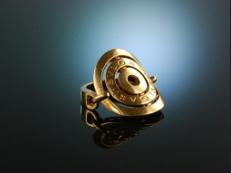 Bulgari! Ring Astrale Gold...